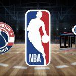 ผลศึกบาสเก็ตบอล NBA Washington Wizards พบ Los Angeles Clippers